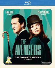 The Avengers Series 5 [Blu-ray] [2015]