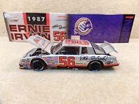 2000 Action 1:24 Diecast Nascar Ernie Irvan 1987 Dale Earnhardt Sr Chevrolet