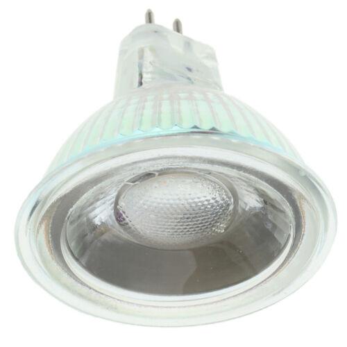 MR16 LED strahlt Glühlampen 5W 12V AC Bahnbeleuchtung DC für Landschaft