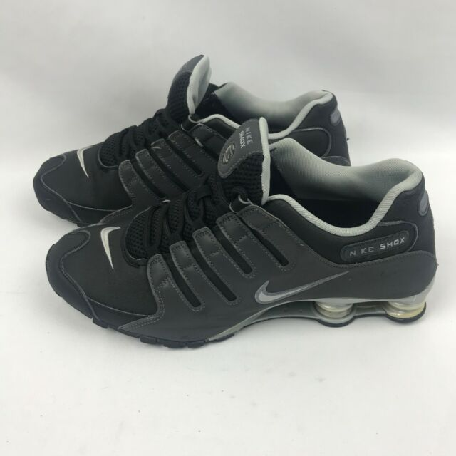 Engreído Hablar soltero  Size 9.5 - Nike Shox NZ Black 2017 for sale online | eBay