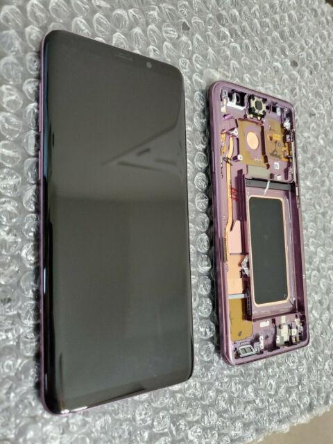 Fair Samsung Galaxy S9 Plus G965U G965 LCD Digitizer Frame - Lilac Purple