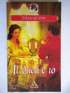 il-duca-e-io-quinn-julia-Mondadori-romanzi-rosa-storici-amore-no-harmony-nuovo
