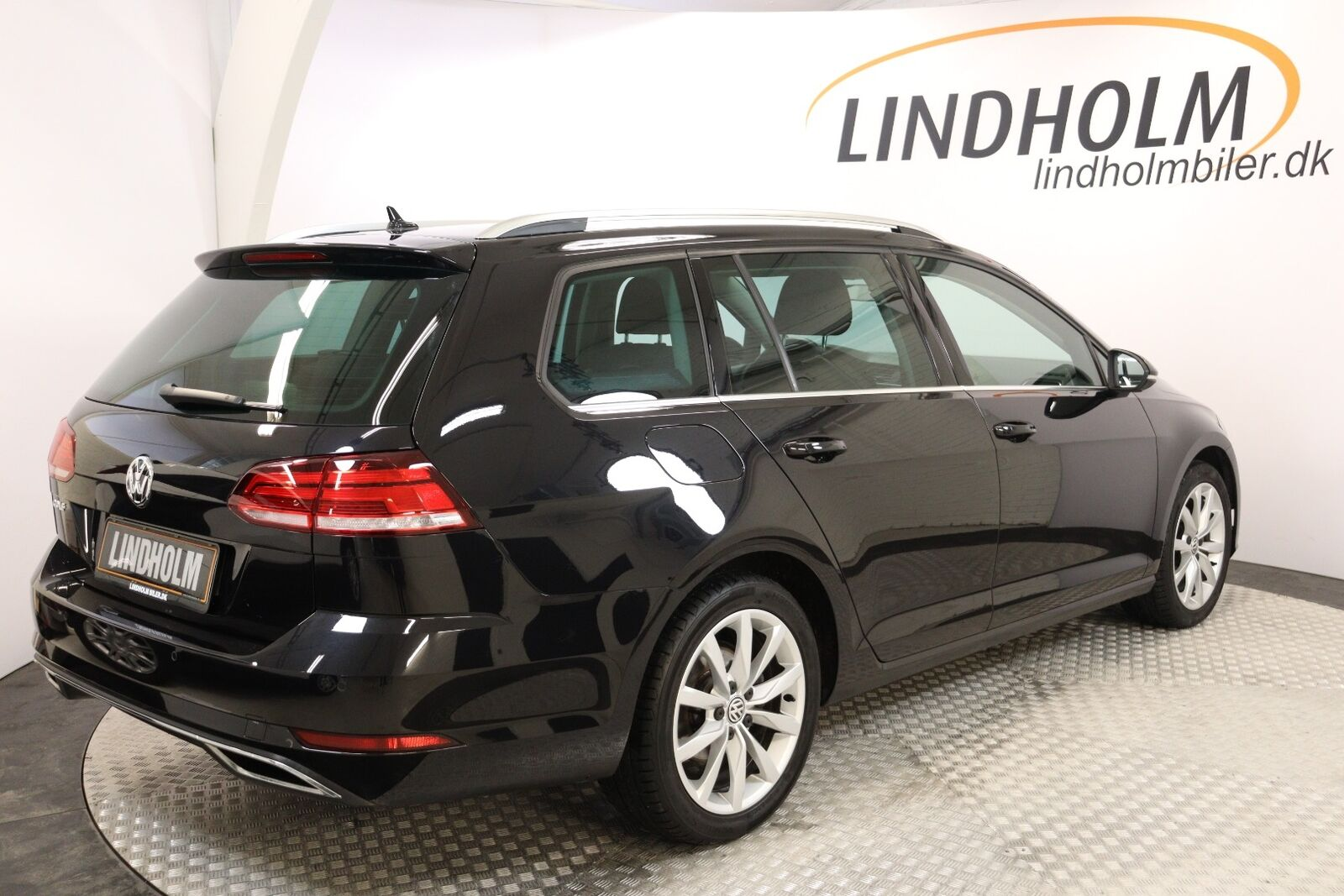 VW Golf VII TDi 150 Highline Variant DSG