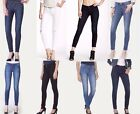 New Levi's Womens 711 Stretch Slim Skinny Low Rise Denim Jeans Pants All Sizes