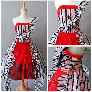 Tim-Burton-Alice-In-Wonderland-Halloween-Cosplay-Red-Court-Ball-Gown-Party-Dres