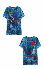 PRIMARK MENS UNISEX GUNS N ROSES TOUR T SHIRT TEE TOP ROCK MUSIC GENUINE BNWT M