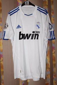 14d637e13 REAL MADRID SPAIN 2010 2011 HOME FOOTBALL SHIRT JERSEY CAMISETA ...