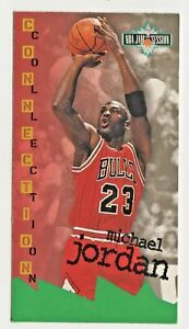 nba 1995 Fleer NBA Jam Session #13 MICHAEL JORDAN  Basketball Card Excellent