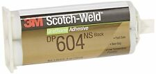 3m Scotch Weld Urethane Adhesive Dp604ns Black 50 Ml Pack Of 1