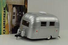 Bambi 16` Airstream sport polished chrome Wohnwagen 1:24 Greenlight