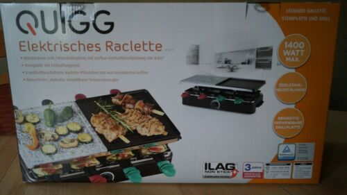 Elektrisches Raclette Quigg,  Modell: RC 2019.19