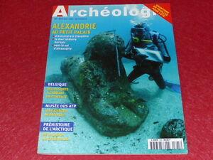 REVUE-ARCHEOLOGIA-N-345-MAI-1998