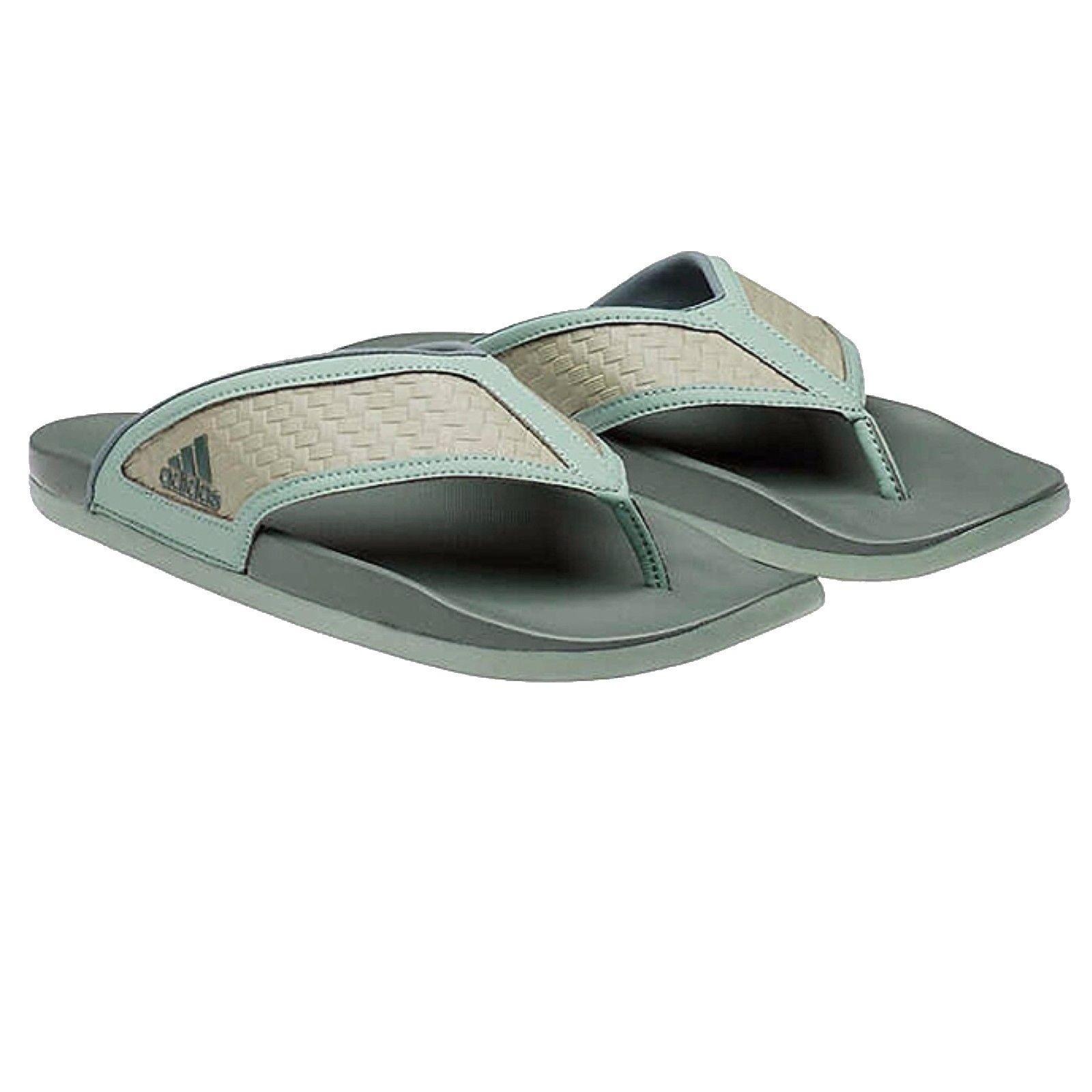 Adidas Cloud Foam Mens Adilette CF+Summer  Flip Ships Flop Sandals Size 12 Ships Flip Free 3f5afe