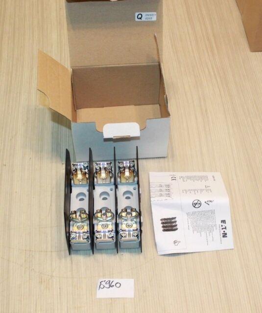 Eaton Sicherungs-Unterteil GS00-160   026741