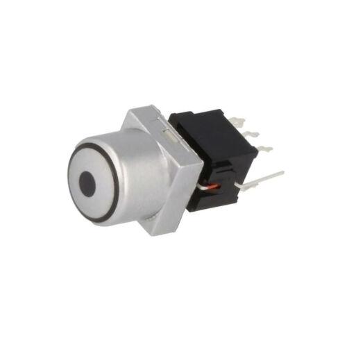 2 DPDT 0,1A//30VDC silber LED HIGH für Tastatur • Pos PB61302BL-14-109 Schalter