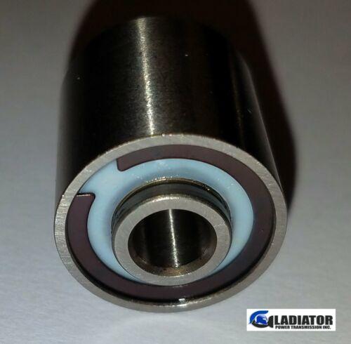 DW4K2 Bearing Double Sealed 0.2500 in ID 0.5625 in Wide 0.6250 in OD