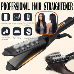 Keramik Turmalin Ionic Flat Haarglätter Glätteisen Glattes Haar Straightener DE