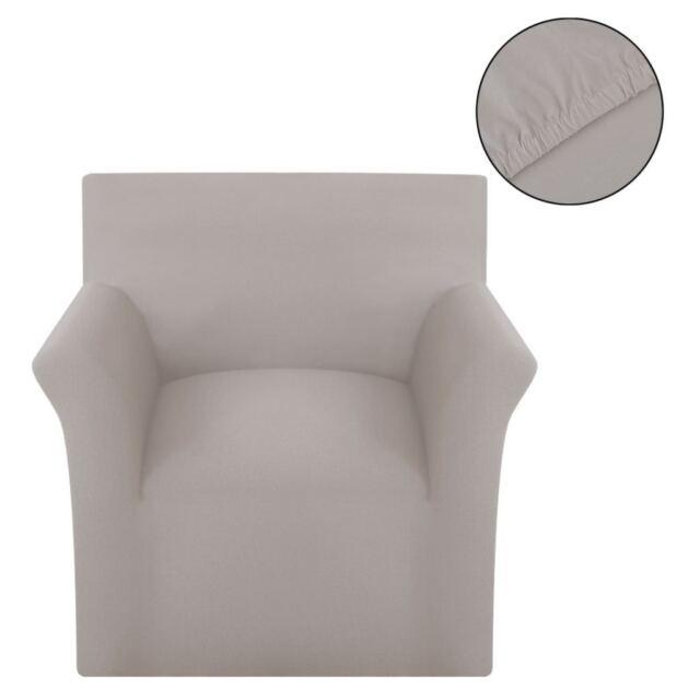Vidaxl Fodera elasticizzata per divano tessuto cotone Beige ...