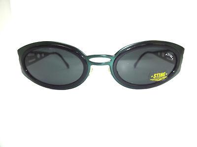 Premuroso Occhiale Da Sole *sting* Sunglasses *sting* Unisex N° 4237 619 Vintage Adottare La Tecnologia Avanzata