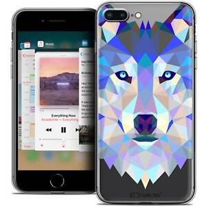 coque loup iphone 8 plus