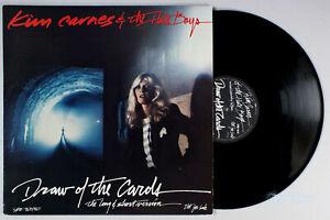 Kim-Carnes-Draw-of-the-Cards-1981-Vinyl-12-034-Single-Mistaken-Identity