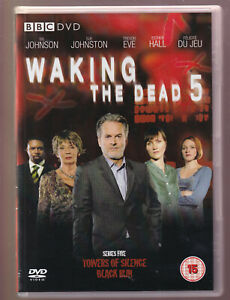 EBOND waking the dead 5 season DVD D552738