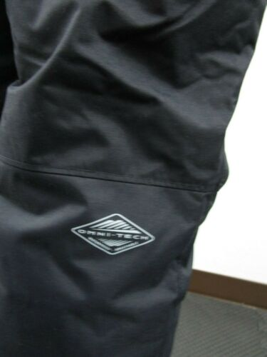 Black Womens Columbia Arctic Trip Insulated Waterproof Ski Snow Winter Pants