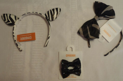 Gymboree Animal Party Hair Clips Sunglasses Accessory Headband Choice NWT 1 Item