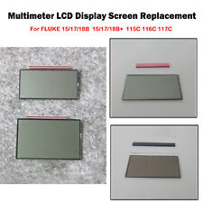 Lcd Display Screen For Fluke 171518b 15b 17b 18b 115c 116c 117c Multimeter
