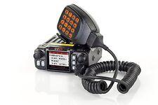 BTECH MINI UV-25X4 25 Watt Tri-band Base, Mobile Radio: 136-174mhz VHF, 1.25M,