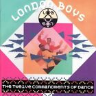 The Twelve Commanments Of Dance * by London Boys (CD, Oct-2009, Cherry Pop)