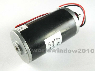 12V 8000r/min Long axis DC high-speed motor Durable motor Brush motor R31ZY