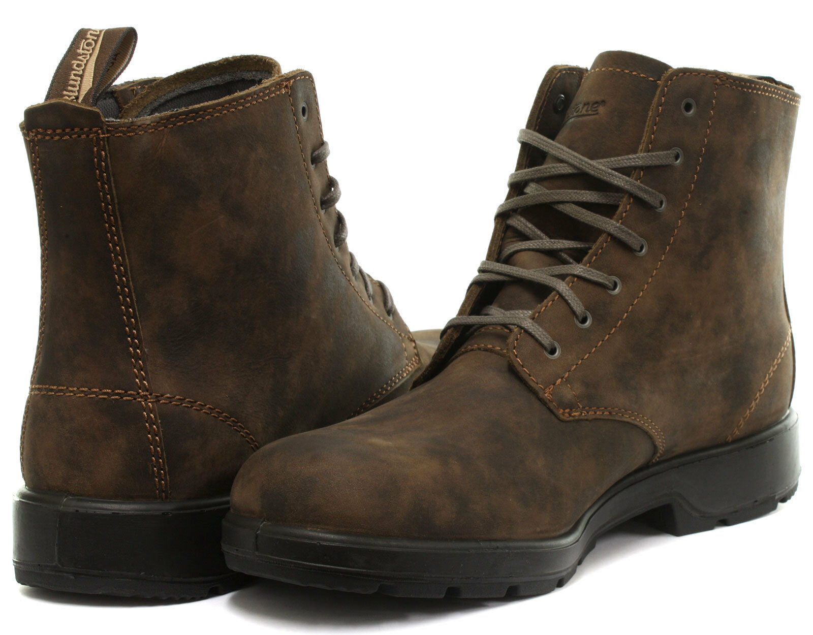 Blundstone Lace-Up Lace-Up Lace-Up stivali Uomo Dimensione(Waterproof, Slip Resist, LT Weight, 7colores) 47918d