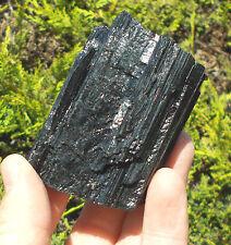 Large Black Tourmaline Crystal - 195 grams. Ref:FG.BT19 crystals minerals