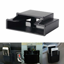 Multifunction Car Storage Box Cell Phone Charger Cradle Pocket Organizer Holder