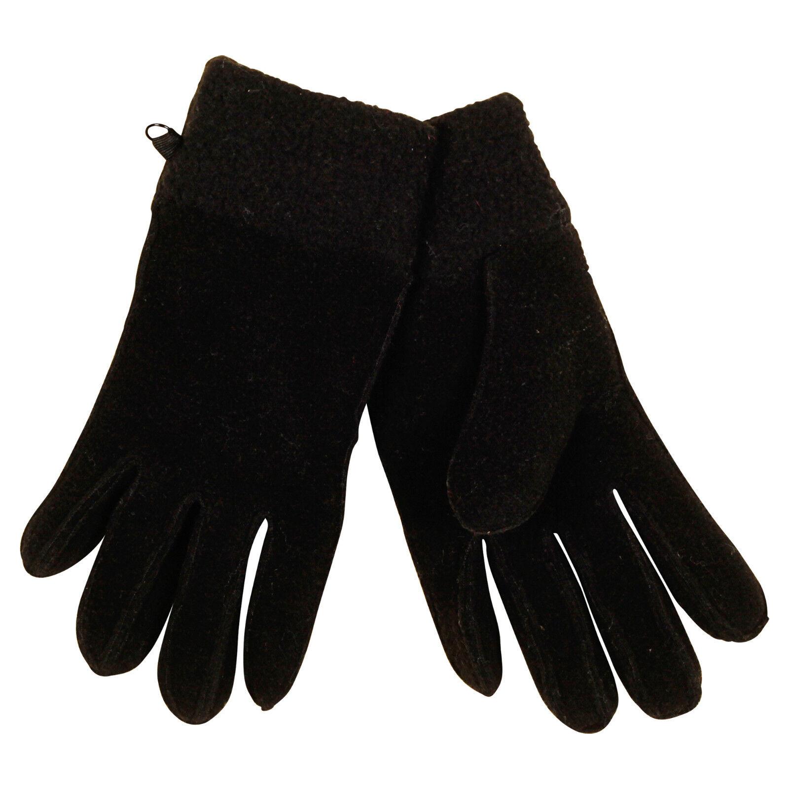 AIGLE Fleecehandschuhe IRWEEN NEW black - Polartec Classic 300