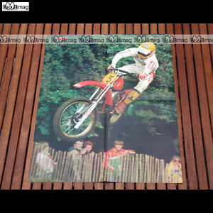 Andre Malherbe En Cross 500 Cc En 1980 - Poster Pilote Moto #pm414 Lxxjlgpe-07212706-408363226