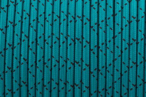 Pull torsadé /& Rond Tissu Câble Tressé Couleur éclairage Flex 3 Core italien