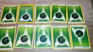 lot-de-10-cartes-energy-energie-vert-feuille-POKEMON