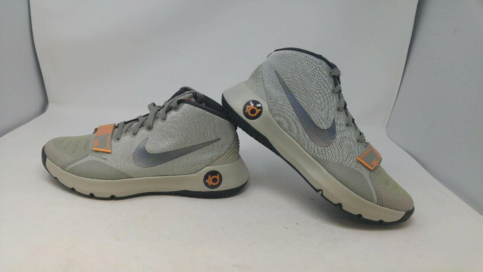 NIKE KD Trey 5 III Men's Basketball shoes -- Lunar Grey -- Size  9.5