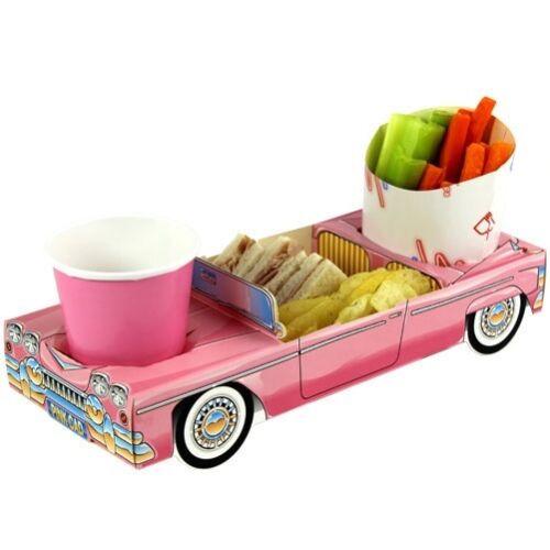 8 party repas plateaux alimentaires-snack lunch box plaque plateau-choisissez votre design