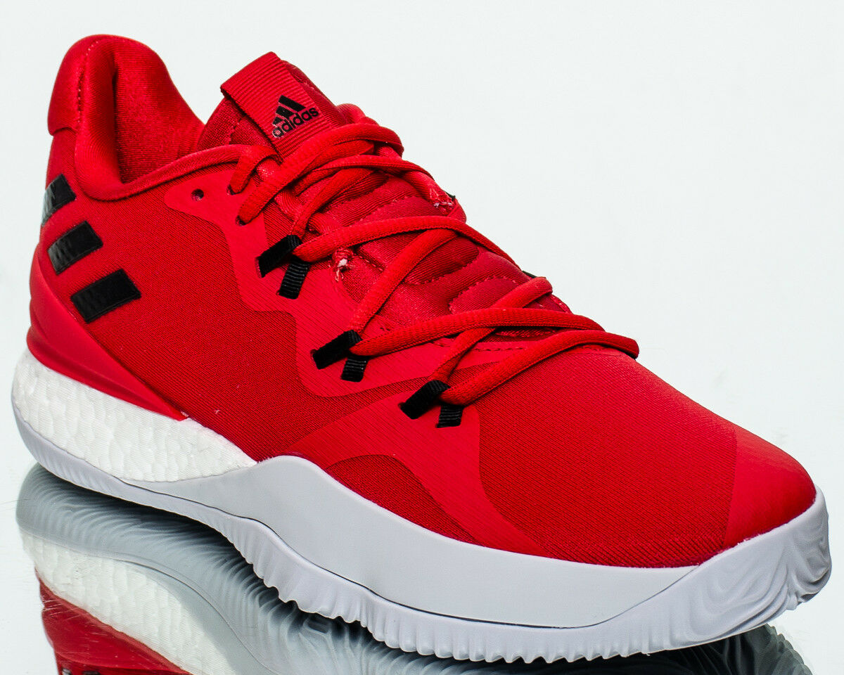 Adidas Crazy Light Boost 2018 Men Scarlet Core Black Footwear White DB1069