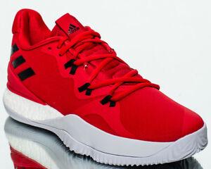 adidas Crazy Light Boost 2018 Men Scarlet Core Black Footwear White ... 4a8b54fc2