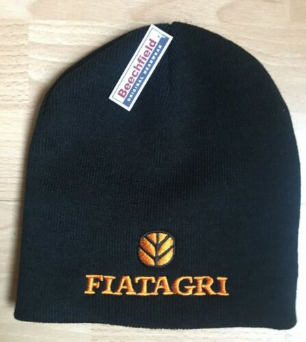 One Size Fiatagri Tractor Beanie Hat