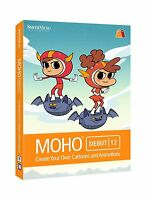 Smith Micro Software Moho Debut 12 2d Animation Software Free Shipping
