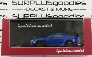 Ignition-Model-1-64-2020-Release-TOYOTA-SUPRA-JZA80-RZ-Blue-Item-IG1860-1860