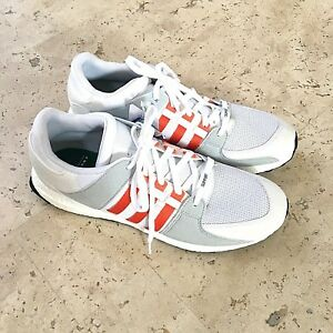 91 Adv bianco arancio Adidas 16 da 13 Scarpe Equipment ginnastica taglia 7ATXxRn