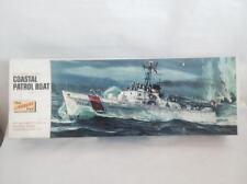 The Lindberg Line U.S. Coast Guard Coastal Patrol Boat Model Kit No 7313