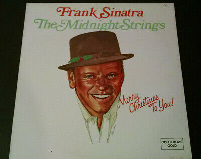 Frank Sinatra And The Midnight Strings Lp Vinyl Merry