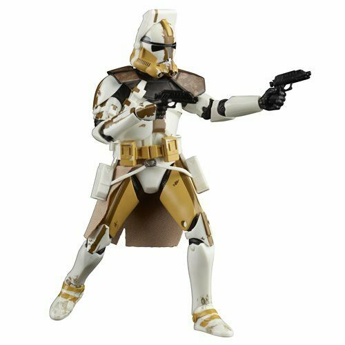 HSE6064 Star Wars The Black Series Clone Commander Bly 6-Inch Action Figure